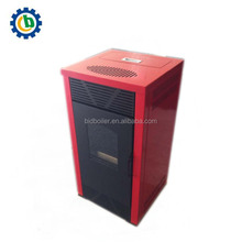 Biomass Pellet Burning Stove Suitable for Sawdust, Wood, Straw, Corncob