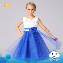SD-966G baby frock design pictures wedding dress latest party wear dresses for girls