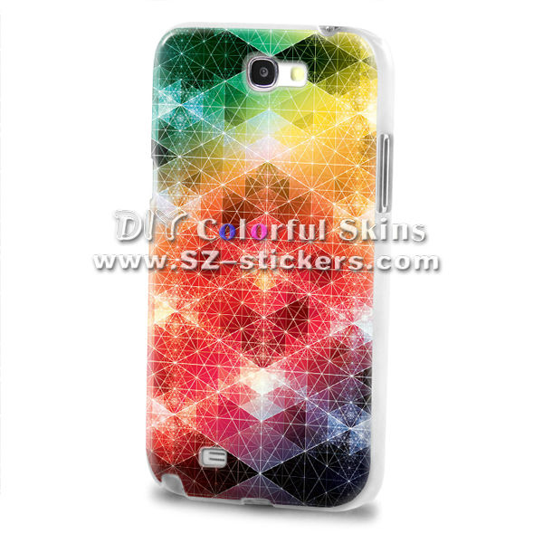 For samsung galaxy note 2 cover case(010)