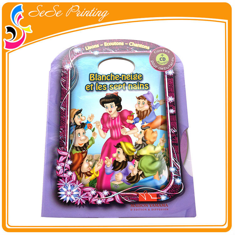 Factory manufacture school full color exercise books for kids