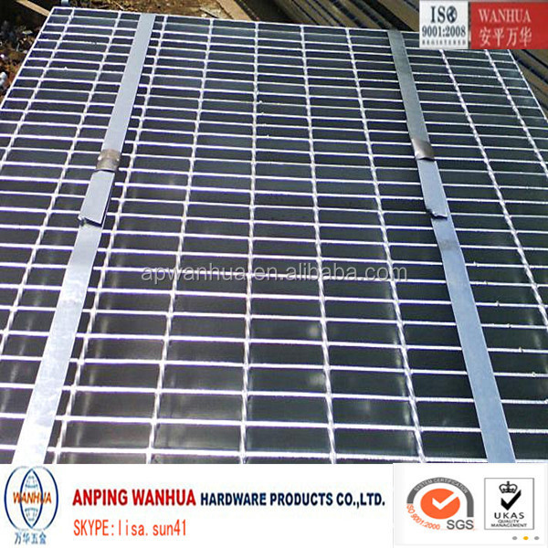 Anping Wanhua--steel grating catwalk platform weight factory ISO9001