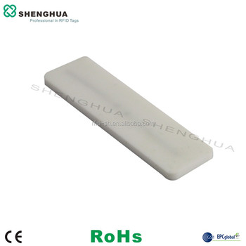 Silicon UHF RFID Laundry Tag for towels or beddings