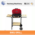Top Sale Light Weight& Adjustable Height Charcoal Table BBQ Grill