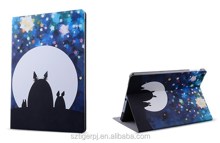 2014 New arrival hot selling leather cover case for ipad air