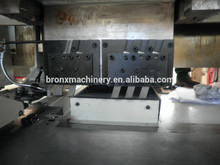 Bronx CNC simple cutting and shearing machine
