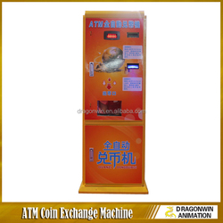 Hot sales ! Dispenser Coin Machine Change Money /Cash dispensing Machines