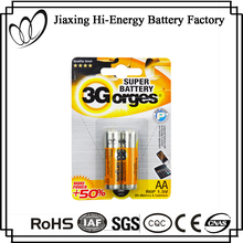 Low Price Carbon Zinc R6 UM3 1.5V Dry Cell Battery