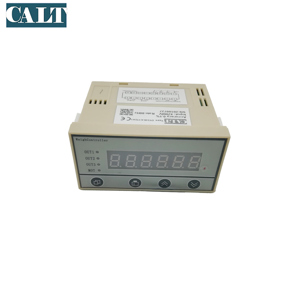DY220 weight transducer relay weighing control system indicator