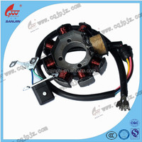 High Quality Motorcycle stator Magneto Stator For 50CC Scooter With High Quality Factory Sell Direct