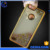 Mobile Phone case Wholesale Eletroplating Quicksand Glitter Liquid TPU Phone case For ZTE sequoia