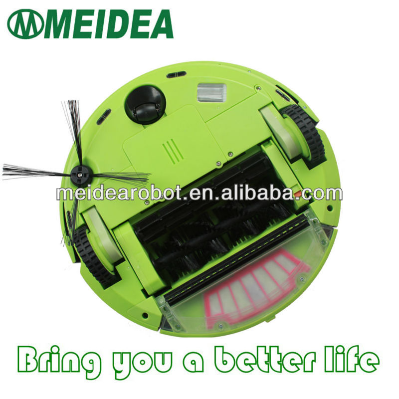 Very intelligent magic vacuum mop robotic cleaner