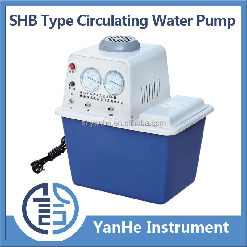 SHB-IIIA solar 12v hot water circulating pump cooling water circulating pump