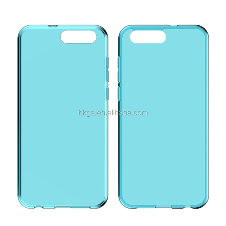 Full Clear Transparent Soft Gel TPU Cover Case For Asus Zenfone 4 ZE554KL