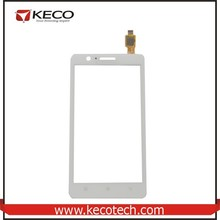 "5.0"" inch Mobile Phone Touch Screen Digitizer Glass Replacement Cellphone Touchscreen For Lenovo A358T White"