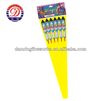 Chinese Fireworks Rocket Assortment Pack