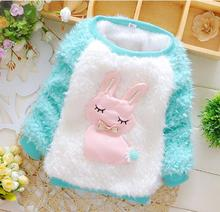 Wholesale hand knitted winter kids sweater hot fashion girls sweaters