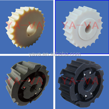 Manufacturer of Split Idler Drums/Injection Moulded Sprocket for 812 Conveyor Chain for sale