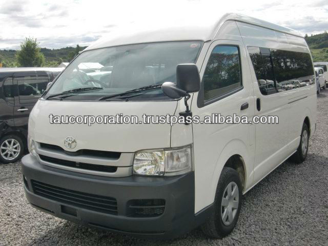 used hiace commuter used toyota hiace bus sale by export company