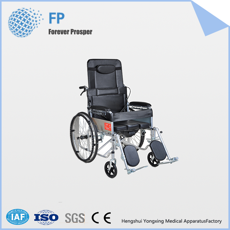 YongXing F03 best selling high back power wheelchair hospital Wheelchair