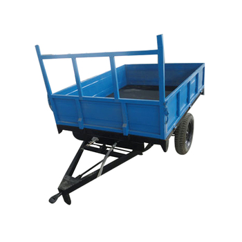 Trailer 2 tons 5 tons dump tractor traction