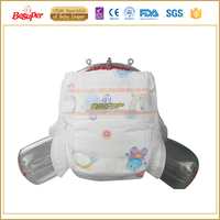 Hot Sale OEM Disposable Soft Tape Sleepy Baby Cloth Diaper Made in China