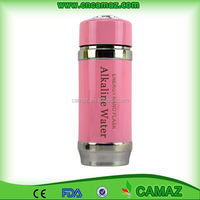 Nanometer energy cup/alkaline nano energy water cup with pink color, in stock now!!!