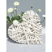 FLOWER DECORATION - WILLOW HEART