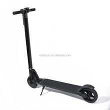 6.5 inch big motor shock absorption powerful electric scooter