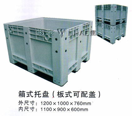 Plastic Pallet Container, container plastic pallet