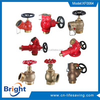 Factory price Ductile iron fire hydrant with PN10/16 fire fighting equipment