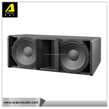 DAS ARTEC 320 2 x 10MI low frequency loudspeakers Installation Line Array Actpro stage speaker