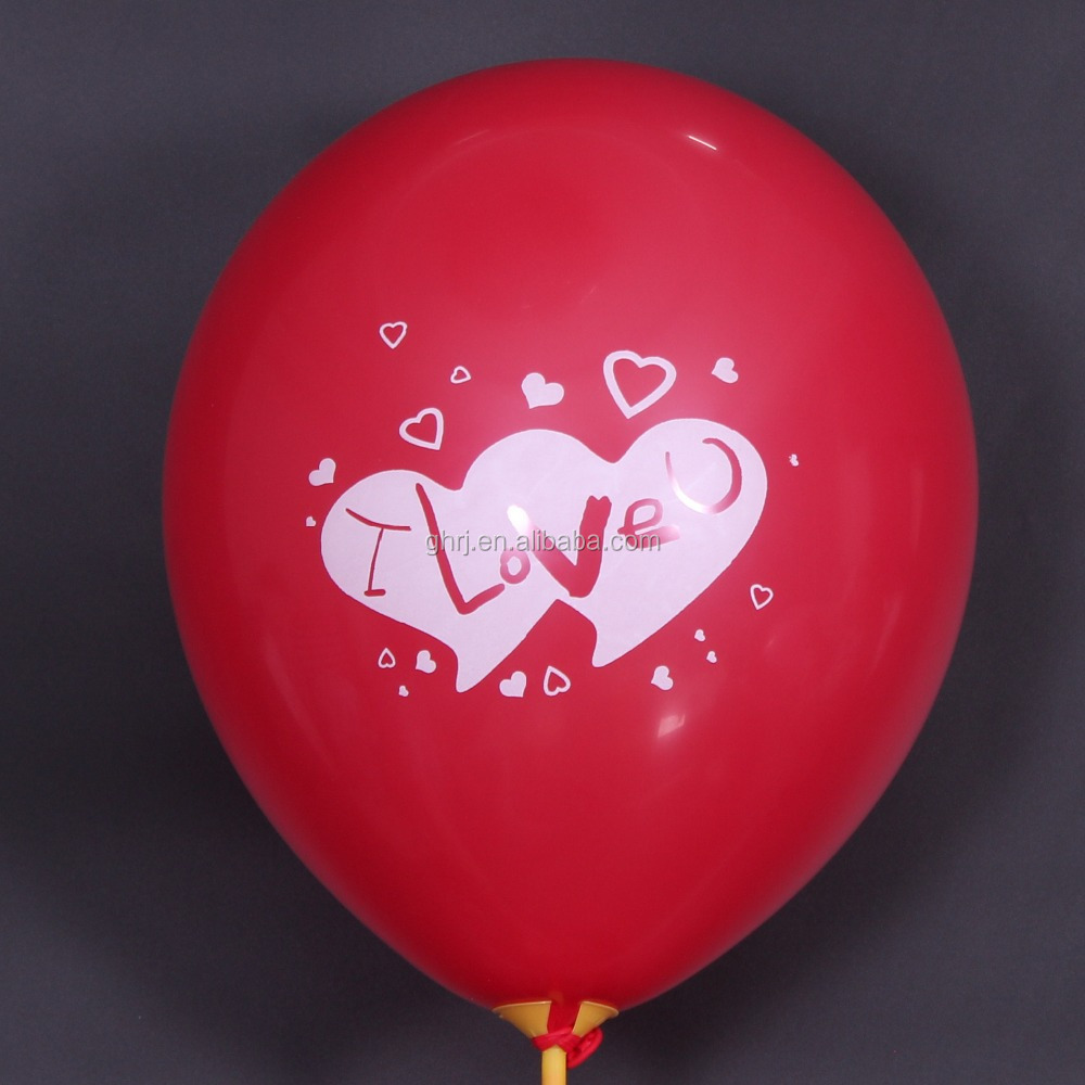 12 inch standard latex balloon for wedding decoration