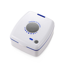 RST6020 Rechargeable portable dentures/ uv toothbrush sanitizer