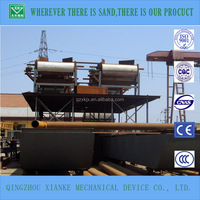 iron powder mining vessel/bucket chain dredger with magnetic separator
