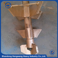 hand soil auger earth auger drill bits