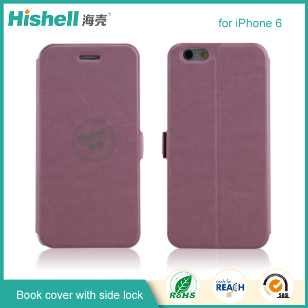 PU Leather Case For Iphone 6, Fashion Mobile Phone Leather Case