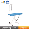 FT-803 X-Shape Electric Lifting Dolly Table
