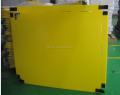 packing material pp sheet pad /plastic pad /plastic sheet for packing