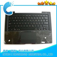 "Original New FOR Apple Macbook 13"" A1181 Top Case Palmrest Keyboard US Layout white 613-7666"
