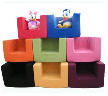 Kids children 39 s comfy chair toddlers foam armchair boys for Children s armchairs 10 of the best