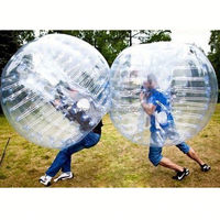bubble screen football , LZ-U412 exciting inflatable roller ball