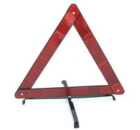 Car Collapsible Reflective Emergency Breakdown Triangle Kit