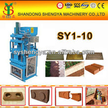 direct manufacturer of sy1-10 automatic clay brick making machine price in india