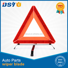 Red Safety Reflector Warning Triangle for Emergency