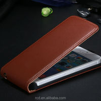 Luxury Genuine Real Leather Flip Cover Case for IPhone 5 5S 4 4S 5C 5G ac934