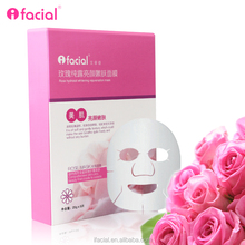Rose Teder Whitening Mask Moisturizing Facial Mask