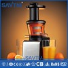 Stainless steel Masticating Juicer Extractor Slow Commercial Heavy Duty Fountain Crush Fruits