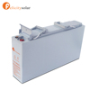 12v 150ah lead-acid Storage batteries for home solar panels Factory Price Front Terminal Gel Battery