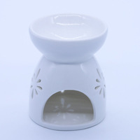 Wholesale White Ceramic fragrance oil burner