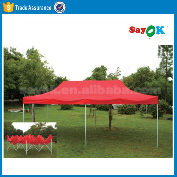 Outdoor cheap folding tent car parking canopy tent gazebo tent 6x3